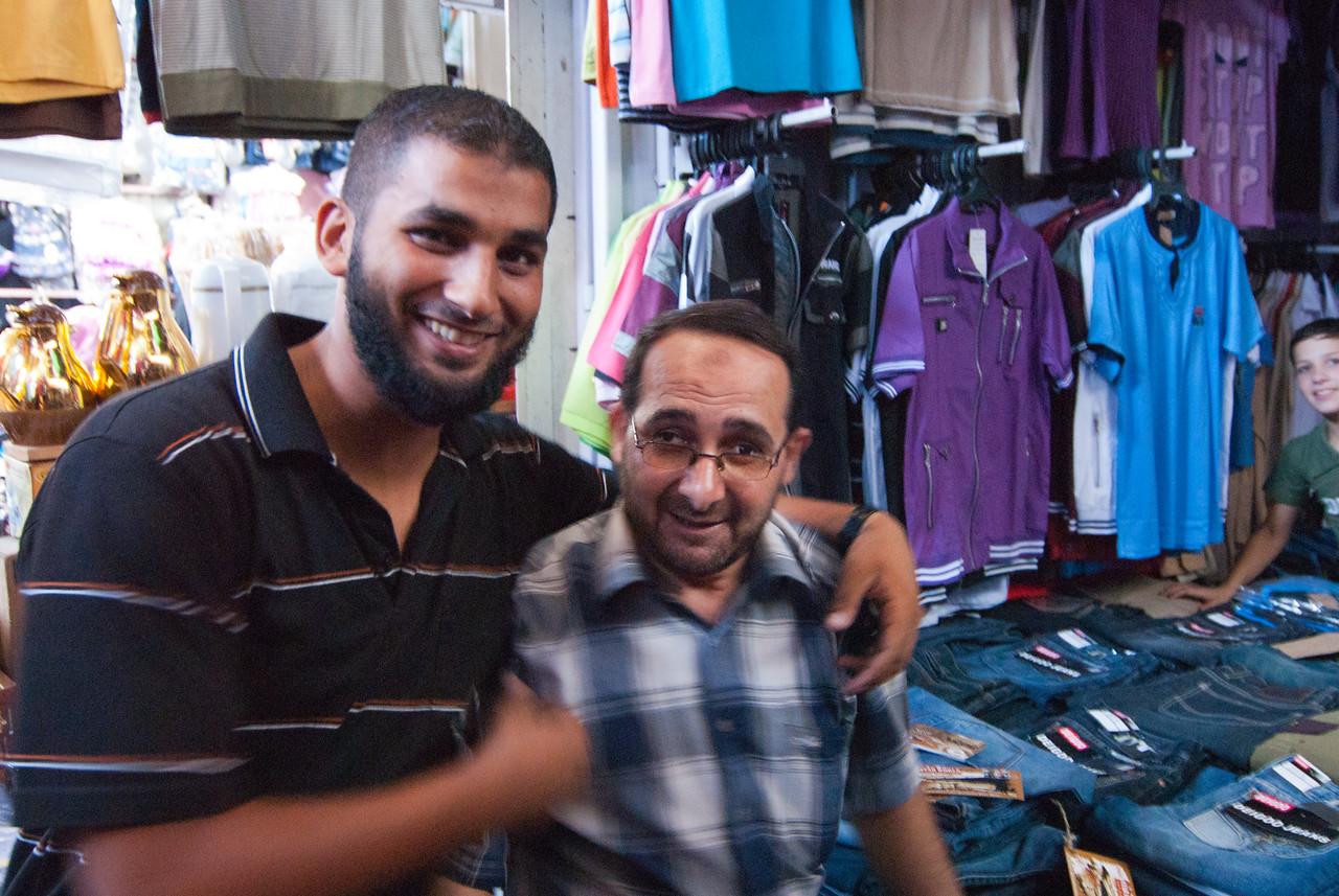 Popular Firas Market, Gaza City