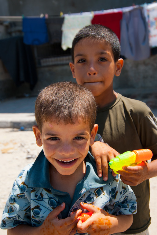 Refugee Camp, Deir al-Balah