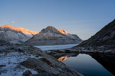 Bernese Alps, Switzerland (2017)