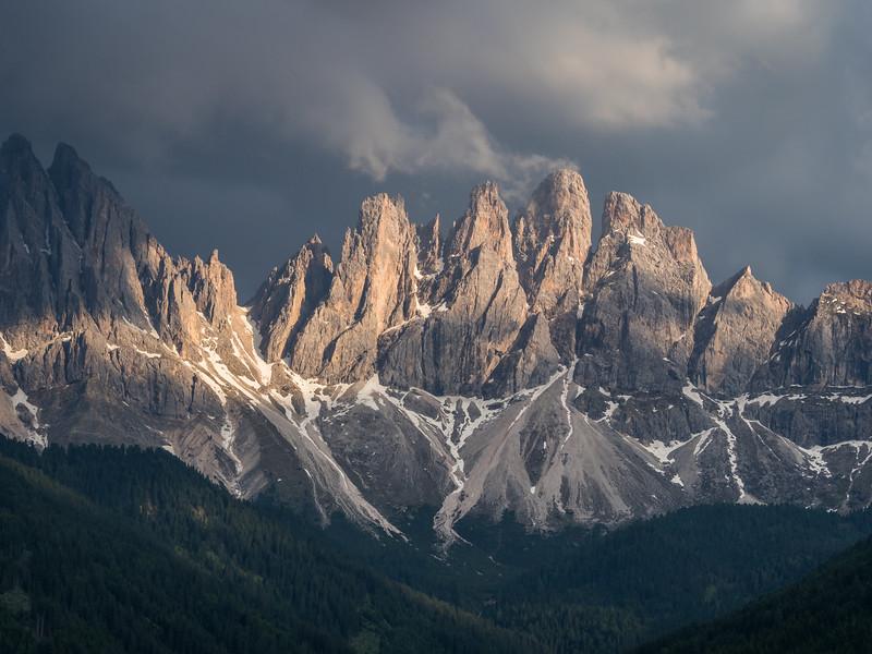Nature's Artwork, Villnöß, Italy