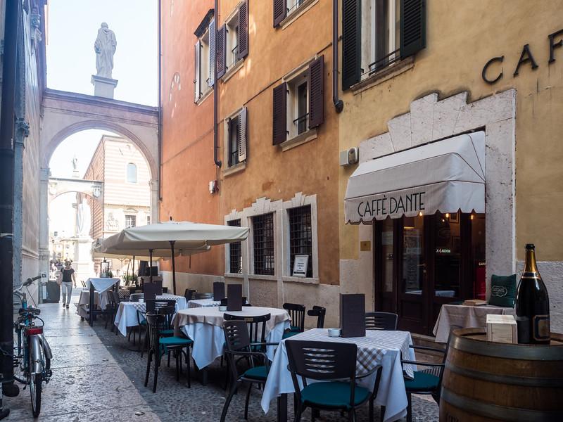 Caffé Dante, Verona, Italy