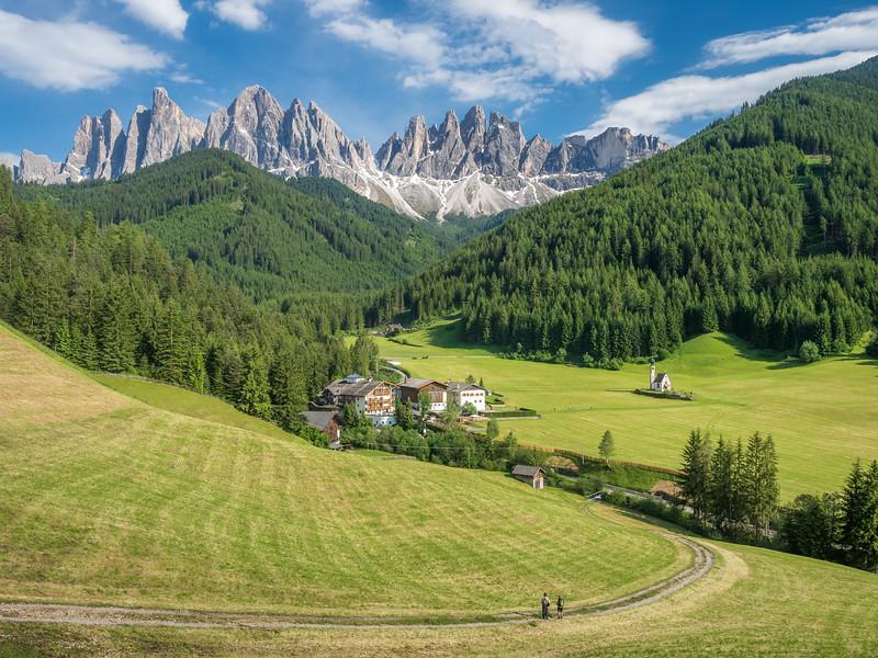 In the Valley, Villnöß, Italy