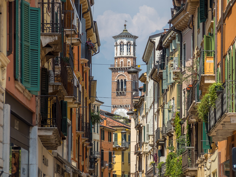 Upper Floors, Verona, Italy