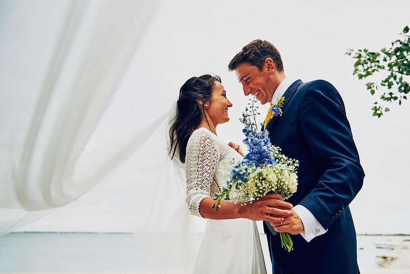 Les mariées à l'Ille de Ré