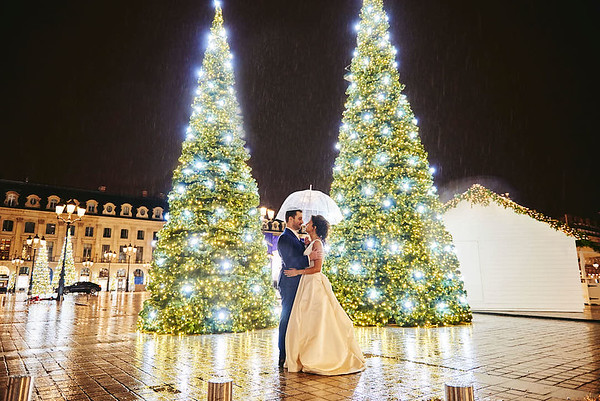 Mariage Place Vendôme