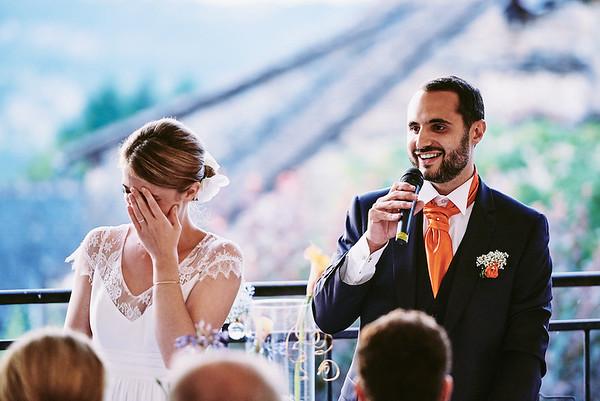 Le discours du marié