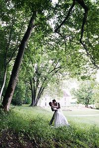Les mariées sous les beaus arbres