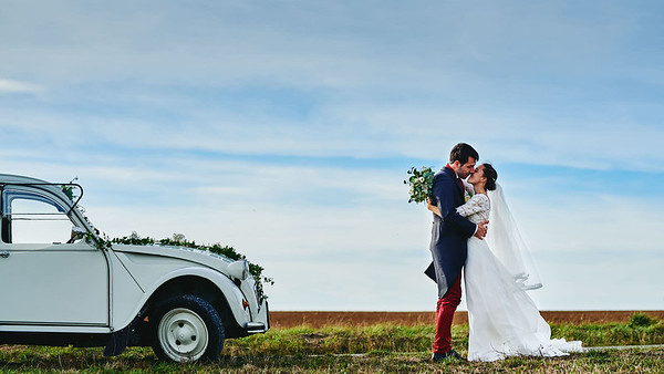 Mariage Bergerie de Vaujoly