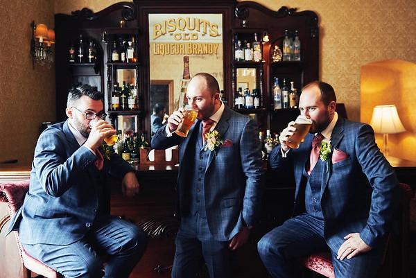 Mariage a Galway en Irlande