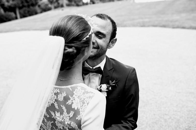 La larme du marié