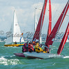 Redwing QUINTESSENCE  racing at Lendy Cowes Week 2017
