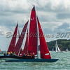 Redwing MUSICUS racing at Lendy Cowes Week 2017