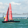 Redwing BIZARRE racing at Lendy Cowes Week 2017