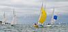 Seaview Mermaid race start AAM Cowes Week 2014