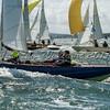 Seaview Mermaid's racing at Lendy Cowes Week 2017