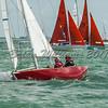 Seaview Mermaid CYNTHIA racing at Lendy Cowes Week 2017