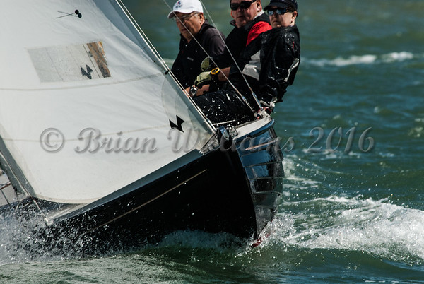 Victory class; at the Royal Squadron start line