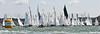 X one design racing at AAM Cowes Week 2014