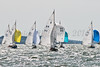 """X One Design racing X64 """"Lightwood"""" at AAM Cowes Week 2014"""