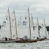 X one design; Cowes Week 2016, day 3