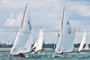 """X one design X 32 """"Ibex"""" and X21 """"Satu"""" racing at AAM Cowes Week 2014"""