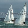 """GBR3532 """"Scamp"""" a Scamp 26, & GBR 1610L  """"Two Tribes"""" a Southerly 110"""