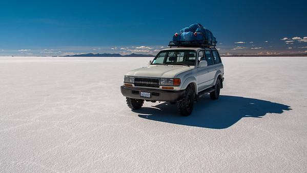 Bolivien - Salar de Uyuni