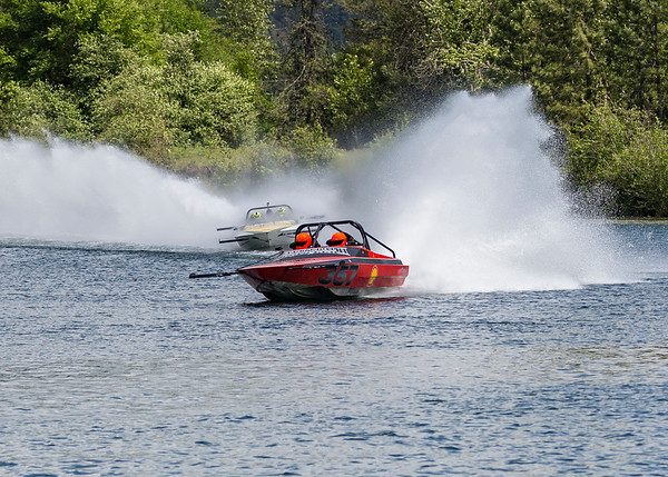 Jet Boats on the Coeur d Alene River