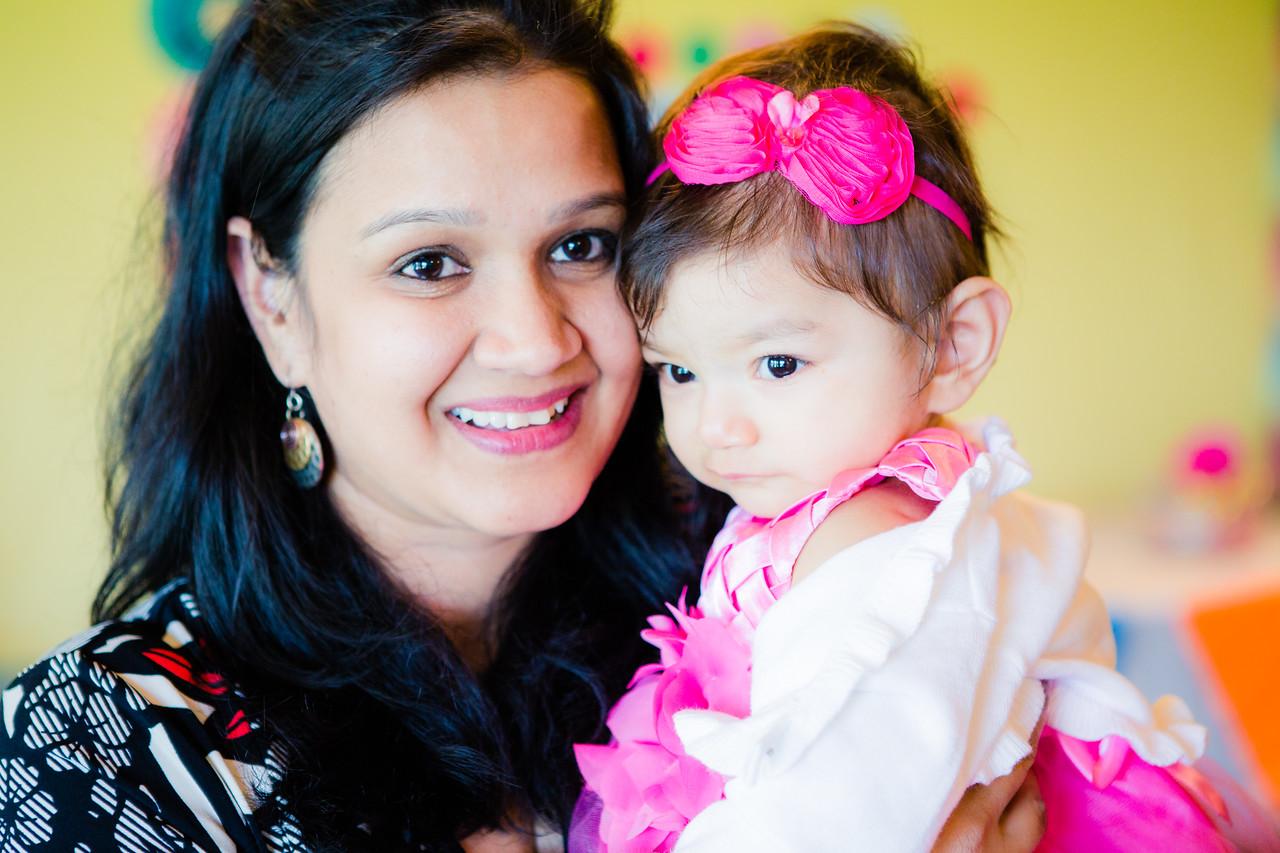 Nandini's 1st Birthday