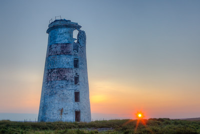 Le phare de Pointe-Sud-Ouest, rive sud d'Anticosti