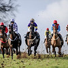 The South Dorset Hunt Point-to-Point Races, MILBORNE ST ANDREW, DORSET, ENGLAND