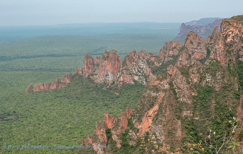 Chapada dos Guimaraes National; Cerrado; National park Brazil