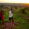 Uganda Sunset, 2011