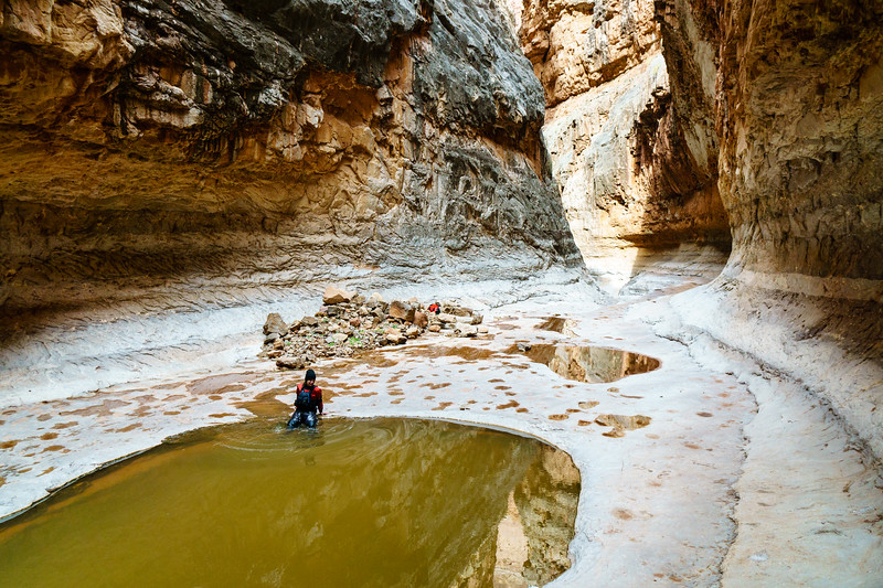 Silver Grotto, Grand Canyon National Park