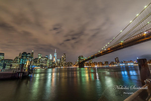 Brooklyn Bridge Wide