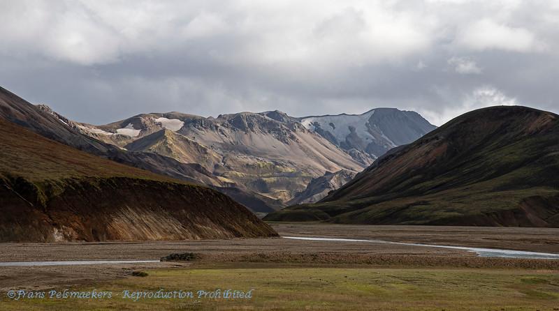 IJsland; Iceland; Landmannalaugar; 2019