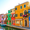 Colorful Burano, Italy