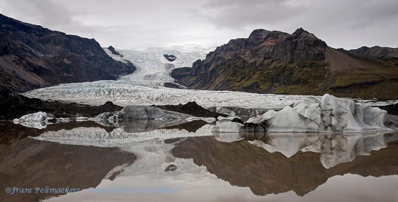 IJsland; Iceland; Fjallsarlon; 2019