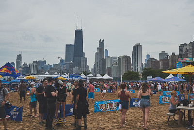 Volleywood North Avenue Beach 2018