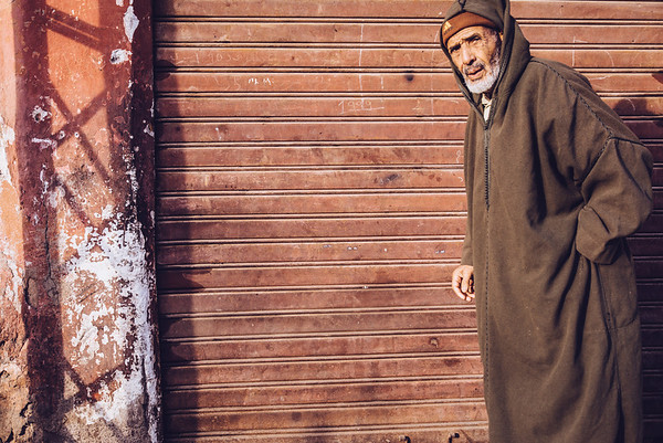 Marrekesh, Morocco.  December 2013.