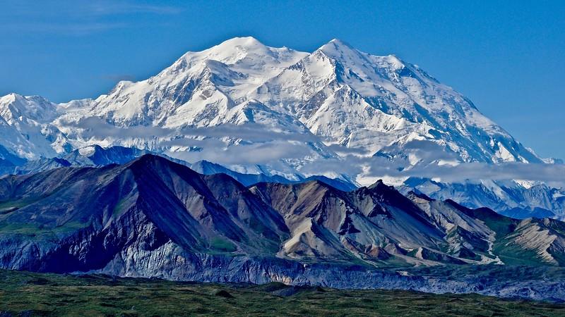 Denali NP - Mount Denali 6.190 m.