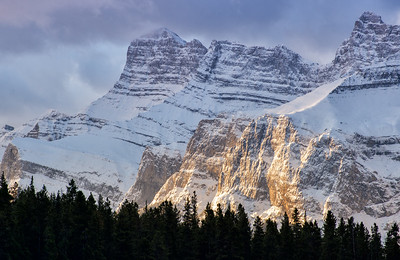 Golden Mount Rundle