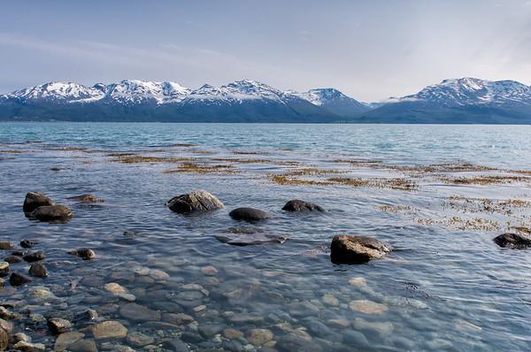 A Fjord or a Glacier Lake?