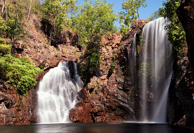 Dry Season, But Not At Florence Falls