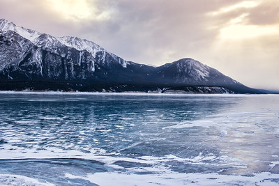 The Icy Kootenay Plains