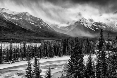 Winter Mountain Moods