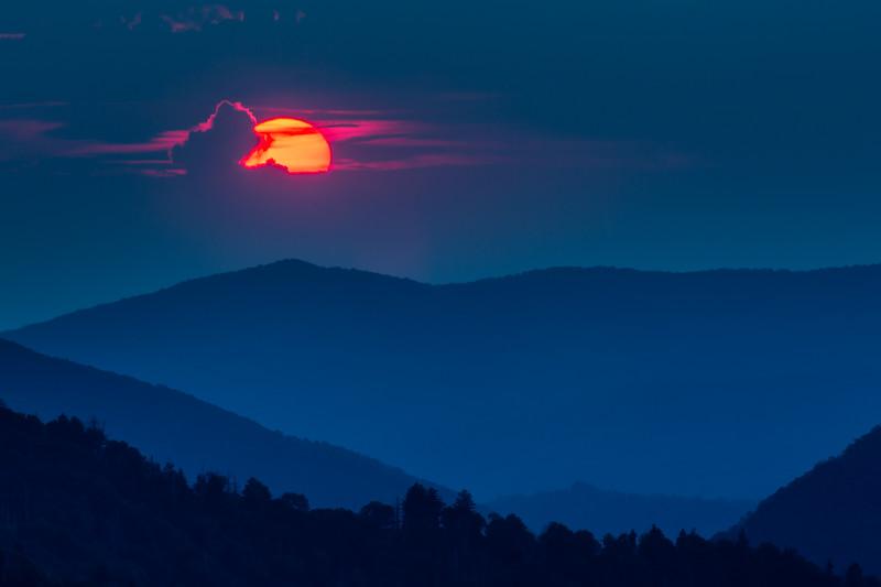 Morton Sunset in August III