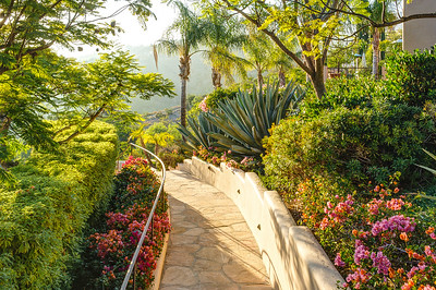 Villa Verano, Santa Barbara, California. Photo by Brandon Vick, http://brandonvickphoto.com/