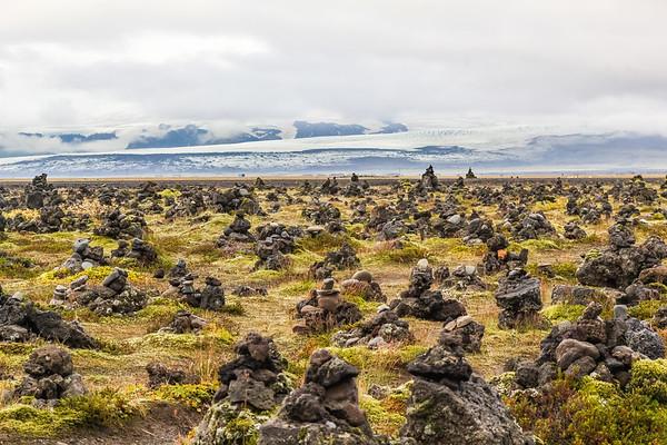 Iceland, Laufskálavarða
