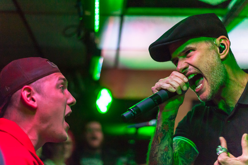 Last Call with the Dropkick Murphys at the Beachcomber - Quincy